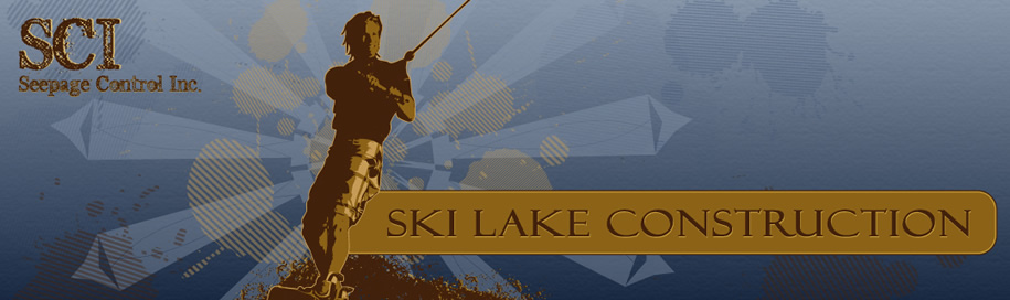 Ski Lake Construction and Lining